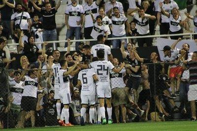 AUDIO: Olimpia 1-0 Libertad
