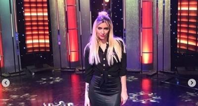 """Carmiña Masi lanzó su segmento """"yo me peso"""""""