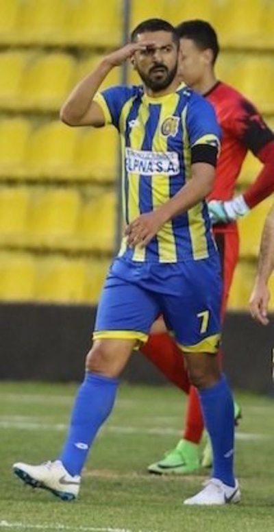 """""""Me gustaría convertir el gol ante Cerro…"""""""