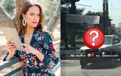 """Los """"pasacalles"""" Que Le Dedicaron A La Ana Livieres En Torno Al Miss Universo Paraguay"""