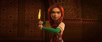 La Princesa Encantada (2D)
