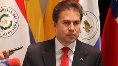 Itaipú será tomada como causa nacional dijo Castiglioni