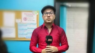 Pianito González parodió las declaraciones de Azucena Medina, novia de Cucho