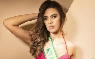 La Miss Tourism World Tamara Carvallo  Ya Se Encuentra En Beijing