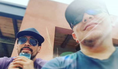 Jorge Moliniers Celebró 7 Años De Noviazgo Con Hugo Ávila, Su Pareja