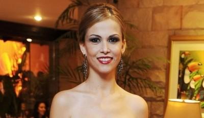 Falleció la ex modelo Paola Colmán