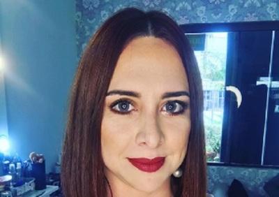 """La Ex Bailarina Magali Sosa: """"Les Muestro Mi Realidad Así Luce Mi Cuerpo Con…"""""""