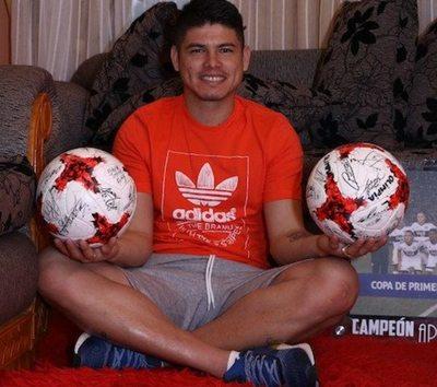 Alfredo Aguilar: 'Comencé jugando 'torneo gallo''