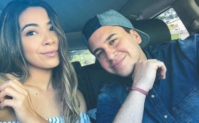 Male González grabó una canción con su novio