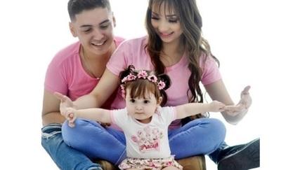 """El Cumpleaños De """"princesa"""" Que Marilina Y Will Le Prepararon A Su Hija Melody"""