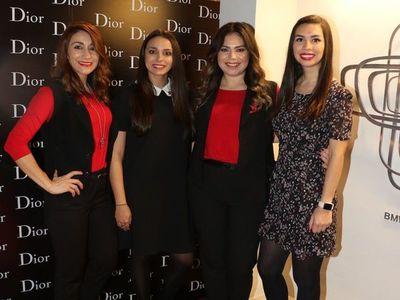 Una experiencia Dior en el BMW Owners Club