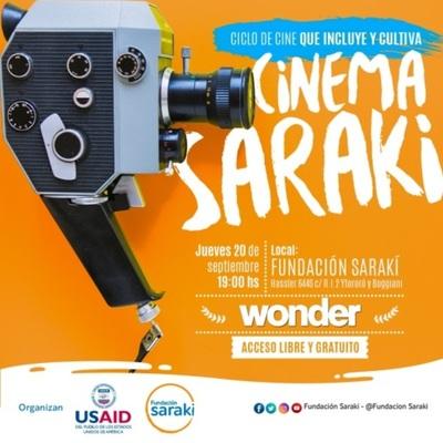Fundación Saraki inicia su ciclo de cine este jueves