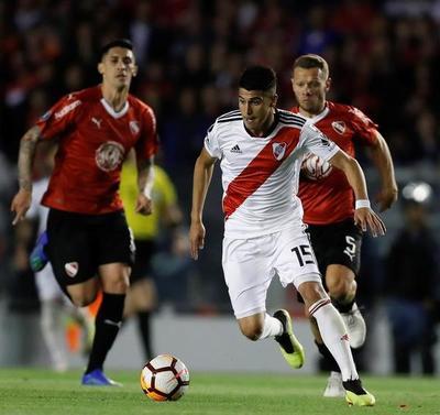 En una noche de porteros, Independiente y River empataron sin goles