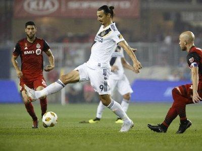 Ibrahimovic evita hablar de su continuidad en el Galaxy o la MLS