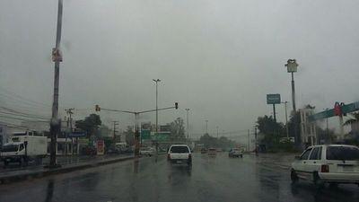 Anuncian lluvias para el Este del país