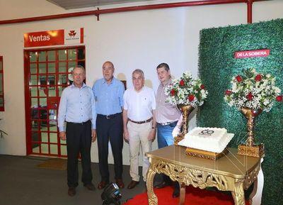 De La Sobera celebró sus 80 años alineada al futuro