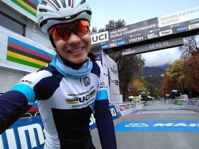 Agua Marina pedalea hoy en Mundial de Austria