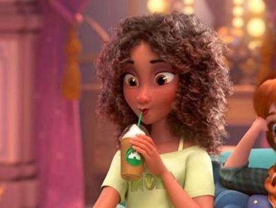 """""""WiFi Ralph"""", viral por """"blanquear"""" a la primera princesa negra de Disney"""