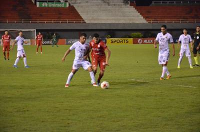 """El """"3"""" clasifica en Copa Paraguay"""