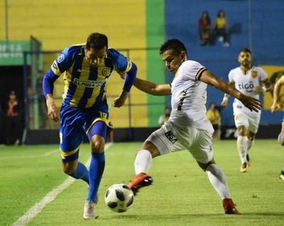 AUDIO: Capiatá 1-1 Guaraní