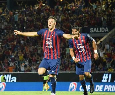 AUDIO: Cerro Porteño 2-0 Independiente CG
