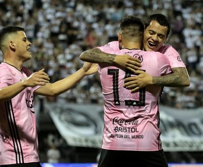 AUDIO: Olimpia 2-0 Nacional