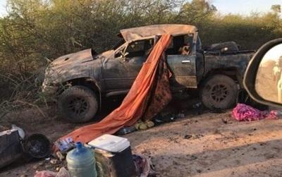 Muerte en rally: Video muestra que conductor manejaba bebiendo