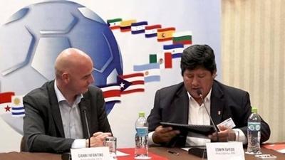 HOY / La FIFA amenaza con suspender a Perú si pierde autonomía sobre su Federación