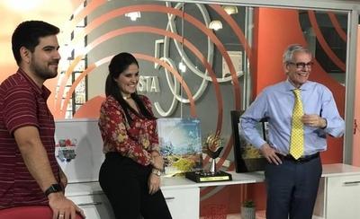HOY / Fiap premia a Nasta por los 50 años de la publicitaria