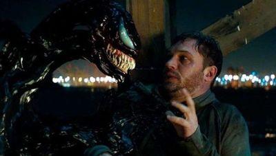 """Tom Hardy y la presión de ser """"Venom"""""""