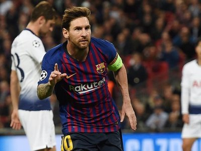 El Barcelona se transforma y recupera la efectividad guiado por Messi