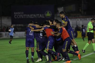 Batacazo de Trinidense en la Copa Paraguay