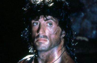 ¿John Rambo se convirtió en vaquero? Sylvester Stallone reveló extraña foto de la última película de Rambo