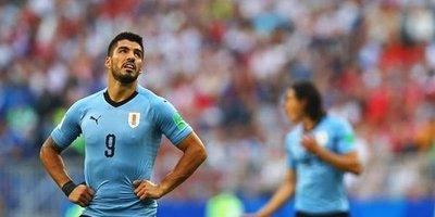 Suárez no fue convocado por Tabárez