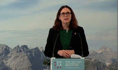 UE minimiza impacto de elecciones en Brasil en negociación con Mercosur