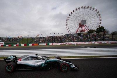 Hamilton y su pole 80 en F1