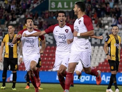 AUDIO: Guaraní 0-1 Cerro Porteño