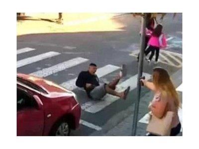 Policía brasileña que mató a ladrón es ahora diputada