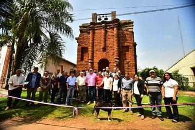 Santa Rosa: Darán inicio a los trabajos de restauración del campanario