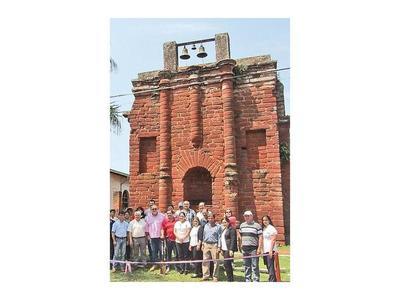 Iniciarán restauración de la torre jesuítica