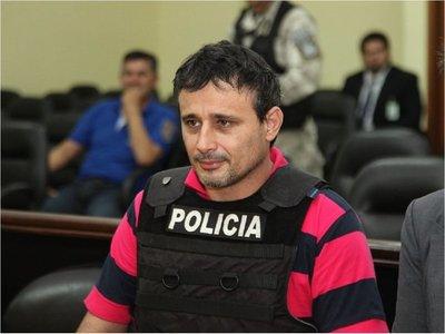 Fiscalía urge confirmación de condena a Vilmar Neneco Acosta