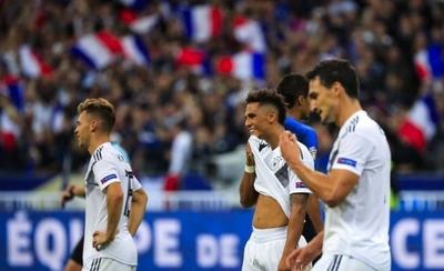HOY / Un doblete de Griezmann agrava las dudas de Alemania