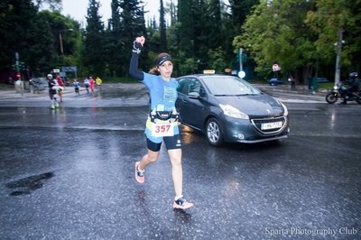 De los 7 kilómetros al Spartathon