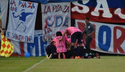AUDIO: Sol de América 2-1 Cerro Porteño