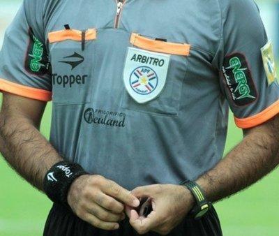 Jueces designados para octavos de final de la Copa Paraguay