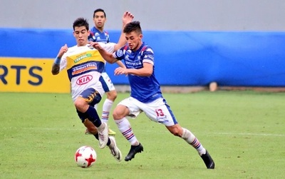 Trinidense elimina a Nacional de la Copa Paraguay