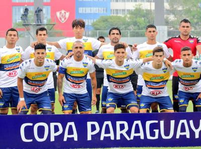 El Triqui deja a Nacional fuera de la Copa Paraguay