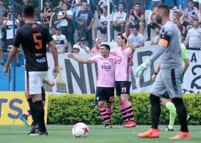 AUDIO: Olimpia 2-1 General Díaz (Copa Py)
