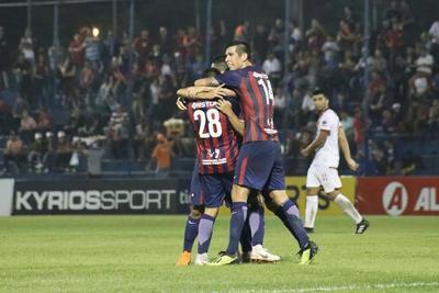 AUDIO: Cerro Porteño 1-0 River Plate (Copa Py)