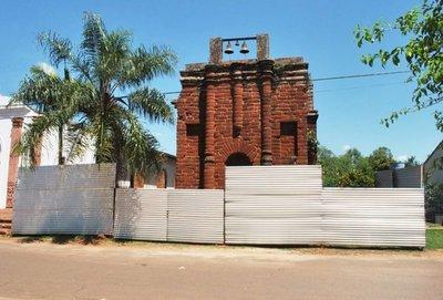 Restauración de campanario